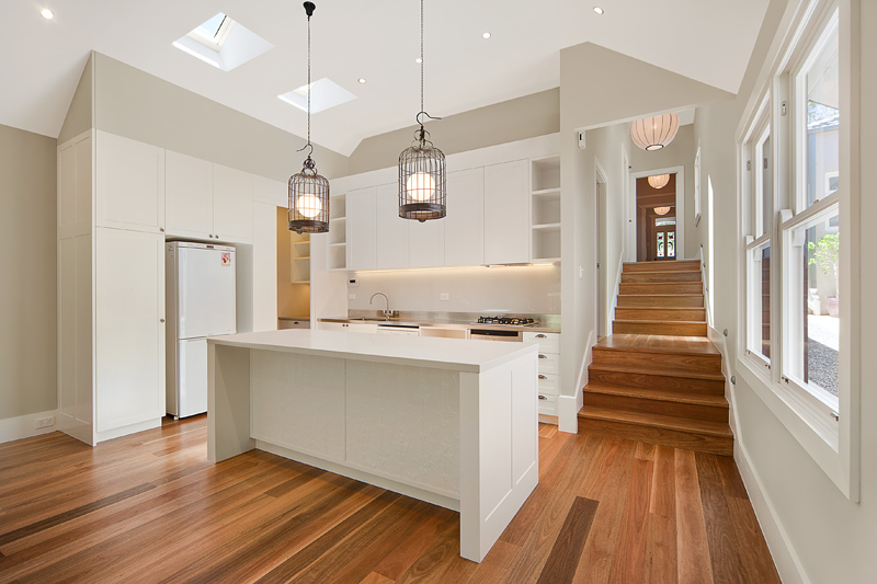 Spotted Gum Flooring Naremburn