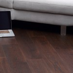Engineered flooring - Burnt Umber