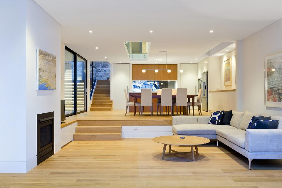 American Oak Flooring Balmain